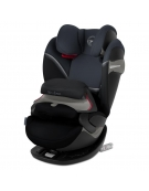 Cybex Pallas S-Fix Granite Black