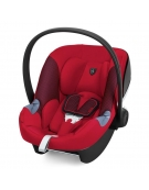 Cybex Aton M I-Size  racing red
