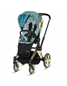 Cybex Priam Jeremy Scott Cherubs Blue