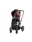 Cybex Priam wózek spacerowy blossom dark