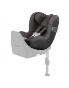 Cybex Sirona Z I-size + Sensorsafe manhattan grey plus