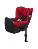 Cybex Sirona S I-size + Sensorsafe racing red