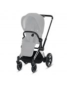 Cybex e-Priam Stelaż chrome black