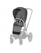 Cybex Priam 2.0 / e-Priam Seat Pack manhattan grey plus