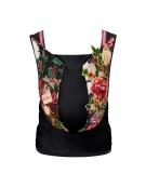 Cybex Yema Tie nosidełko spring blossom dark